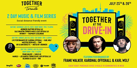 Together at the Drive-In Two Day Concert tickets