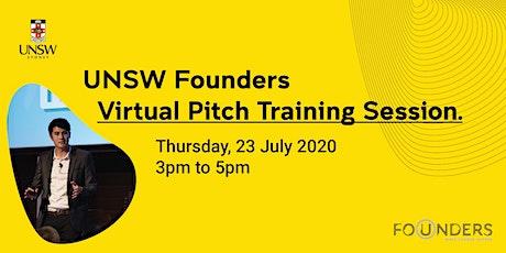 Virtual Pitch Training Workshop tickets