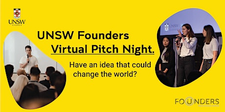 Virtual Pitch Night - Theme: Mental Health tickets