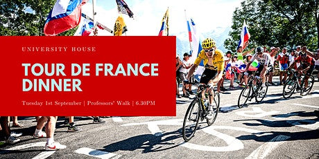 Tour de France Dinner tickets