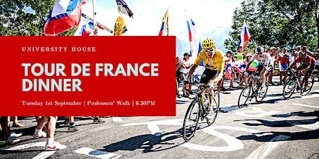 Tour de France Dinner tickets