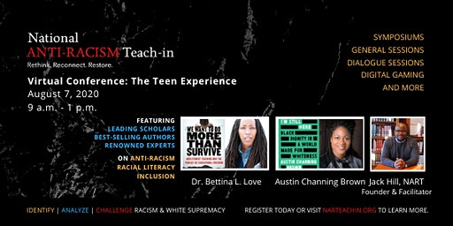The 2020 National Anti-Racism Teach-In Teen Experience