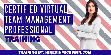 Covid-19 Certified Virtual Team Management Professional Training tickets