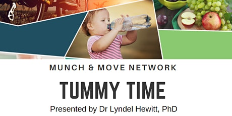 Munch & Move Network: Tummy Time tickets
