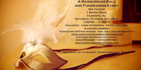 Sanctuary for Women Masquerade Ball tickets