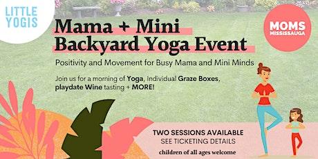 Backyard Yoga Event tickets
