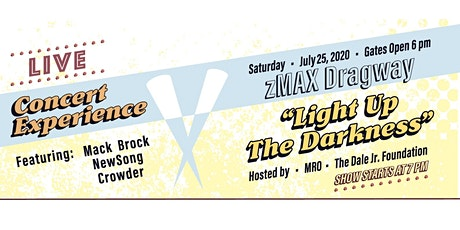 Light Up The Darkness! tickets