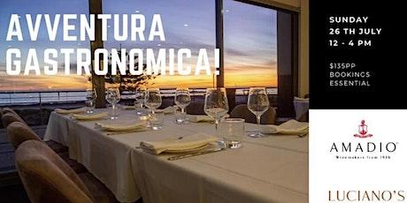 Avventura Gastronomica tickets