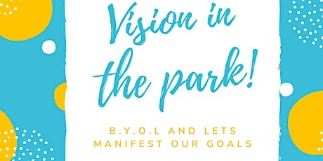 Vision In The Park tickets