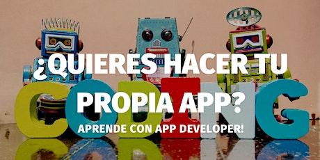 App Developer! Inscribe a tus hij@s y ponlos al día con las clases grabadas entradas