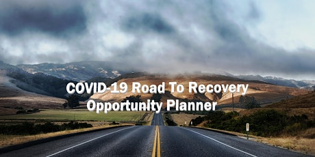 COVID-19 Road To Recovery tickets