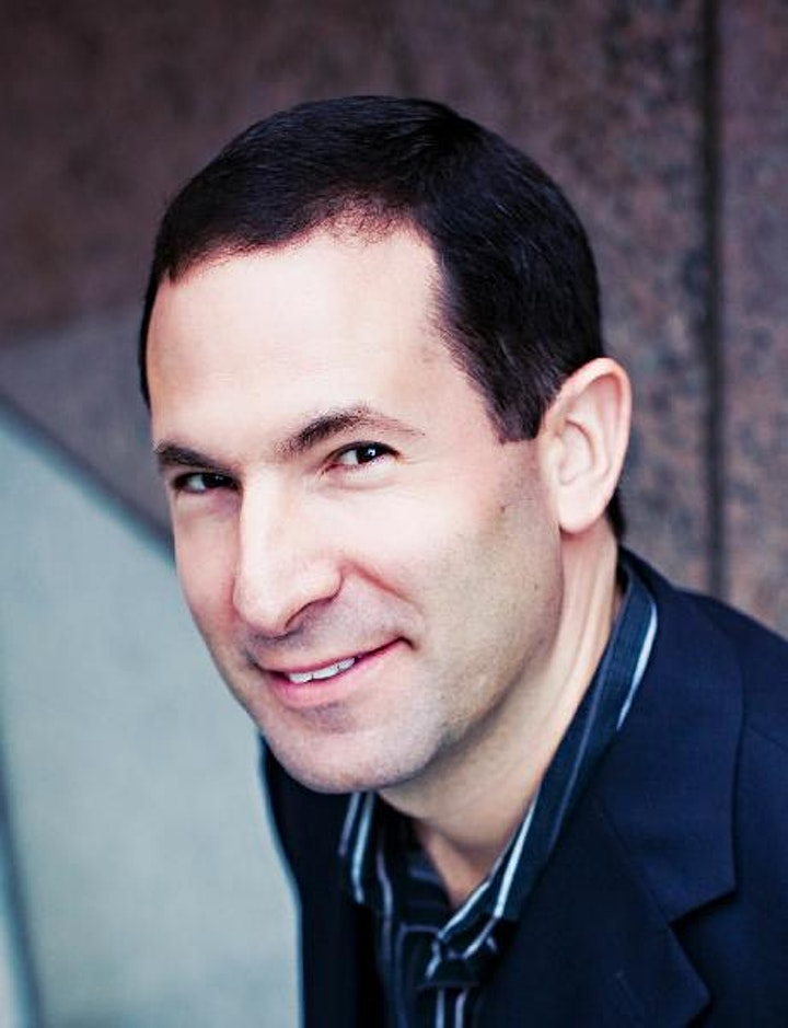 Outdoor Summer Comedy Series with Jeff  Applebaum Hosted by Kabir Singh. image