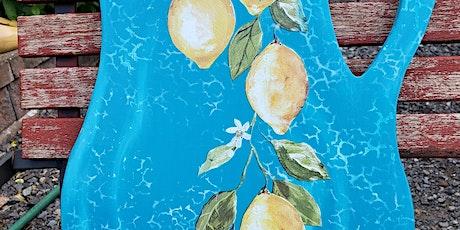 Summertime Lemonade Pitcher Workshop tickets