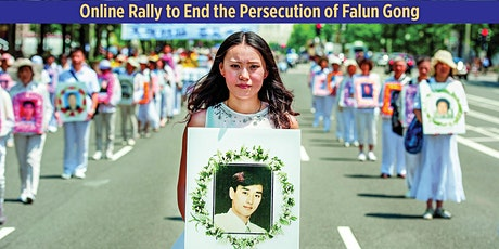 Online Rally to End The Persecution of Falun Gong tickets