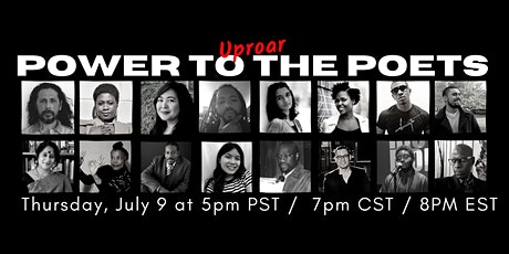 Power to the Poets: Uproar! tickets