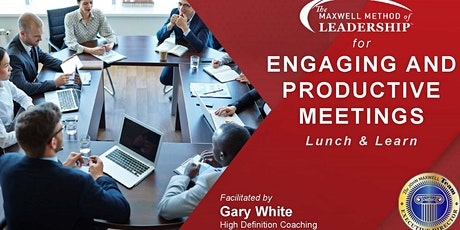 How to Run Productive and Engaging Meetings tickets