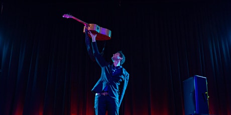 Daniel Champagne LIVE at Otaki Memorial Hall tickets