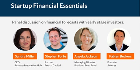 Startup Financial Essentials tickets