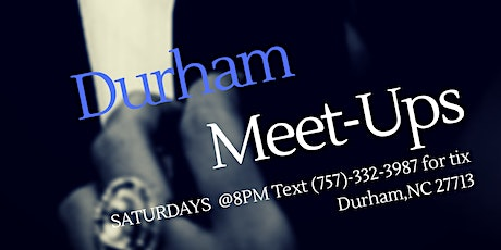 "For the Cool: ""Its a Group Thing"" Durham tickets"