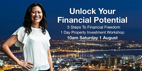 Unlock Your Financial Potential August 2020 tickets