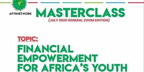 Financial Empowerment For Africa's Youth tickets