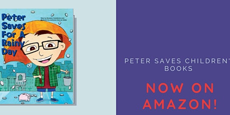 SPECIAL EVENT! Storytelling Time with  Author Of Peter Saves Series- tickets