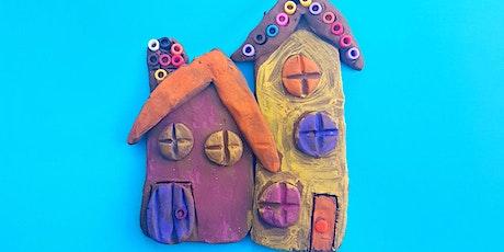 Build a 2D Clay House tickets