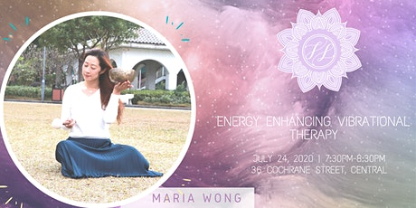 Energy Enhancing Vibrational Therapy tickets
