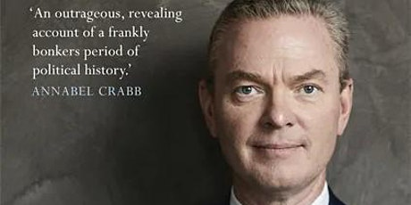 Christopher Pyne Store Signing tickets