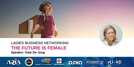 District32 Ladies Business Networking Perth - Tue 28th July tickets