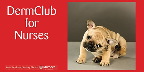 DermClub for Nurses:  The Itchy Dog -  Common Causes and Practical Tips tickets