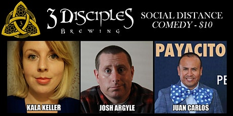 Social Distance Comedy tickets