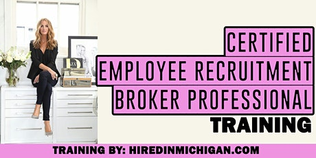 Employee Recruitment Broker Professional Certification Training tickets