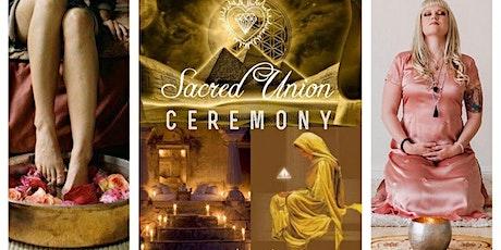 Sacred Union Ceremony - location NSW tickets