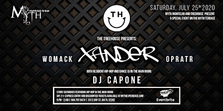 The TreeHOUSE Presents: Xander & Friends at Myth | 07.25.20 tickets