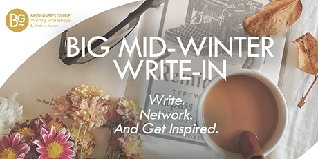 The Big Mid-Winter Write-In (Live Event) tickets
