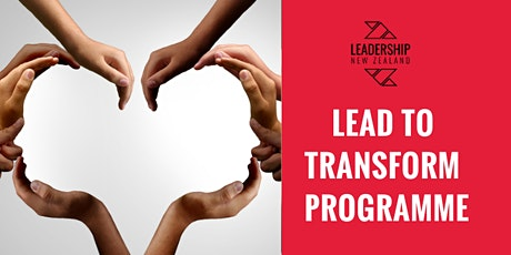 LEAD TO TRANSFORM PROGRAMME tickets