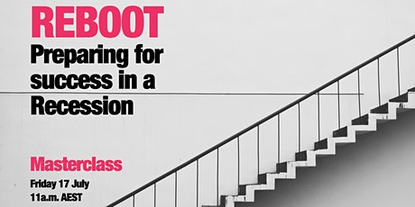 REBOOT – Preparing for success in Recessionary times tickets