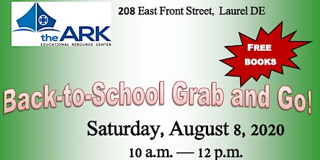 ARK 6th Annual Back-to-School Jamboree (Drive-Thru Style) tickets