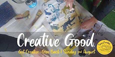 Creative Good tickets