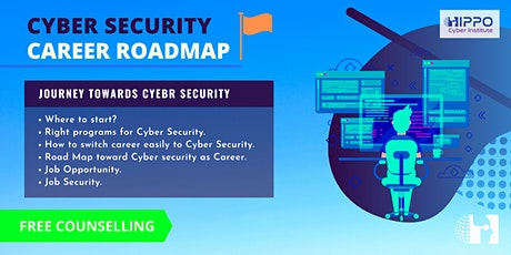 Cyber Security - Career Road Map Counselling biglietti