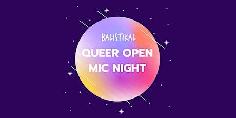 Queer Open Mic Night entradas
