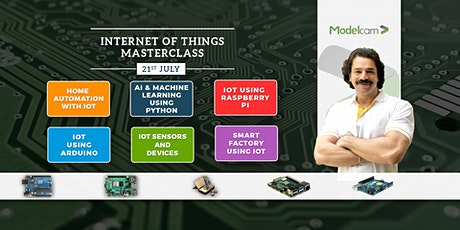 Internet of Things Masterclass tickets