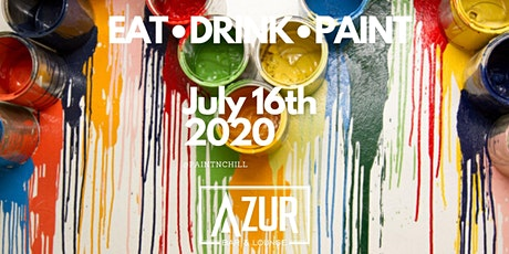 Paint N Chill at Azur Lounge Astoria tickets