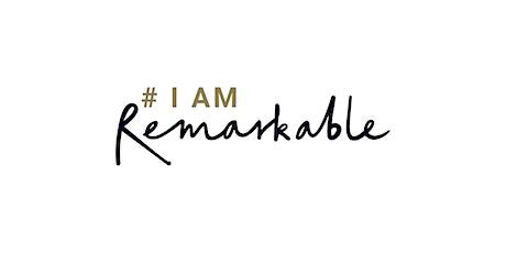 #IamRemarkable Workshop (online webinar) tickets