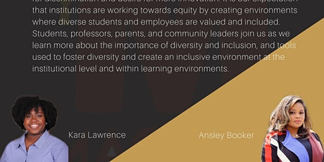 Valuing Diversity & Inclusion in the Classroom & In the Workplace tickets