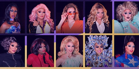 Let's Have a Kiki: RuPaul's Drag Race en VIVO tickets