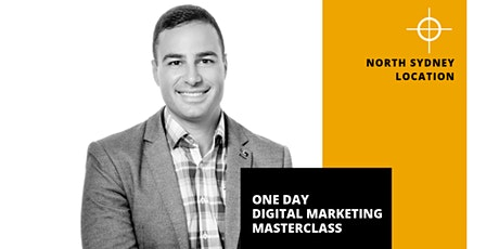 Digital Marketing Training - One Day Master Class - North Sydney tickets