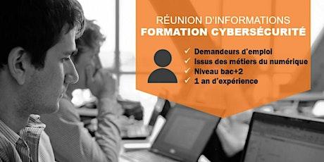 Réunion d'informations :  « Licence administrateur-trice cybersécurité » billets