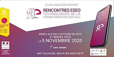 Rencontres ESEO : Technologies pour la transformation digitale - EXPOSANT billets